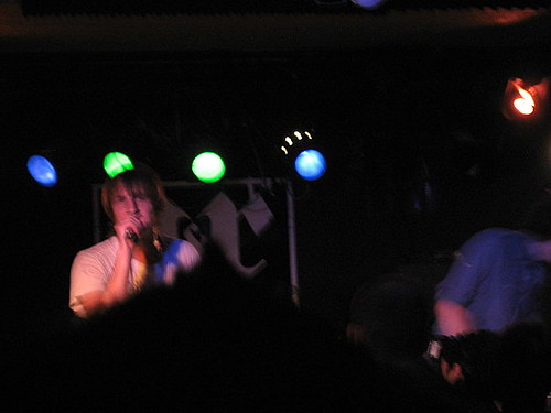 Mark Arm, lead singer of Mudhoney