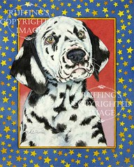 """""""Star Dalmation"""" AER95 by A E Ruffing"""