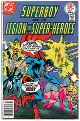 Legion of Super-Heroes 232 (Todd Wilson) Tags: comics superboy lsh legionofsuperheroes legionaires mikegrell
