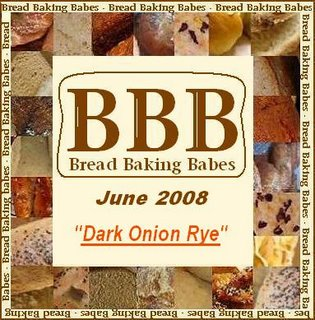 BBB Dark Onion Rye Logo