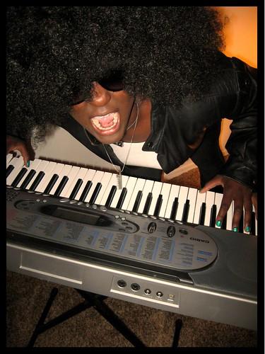 Nicia Bell - Keyboard Jam
