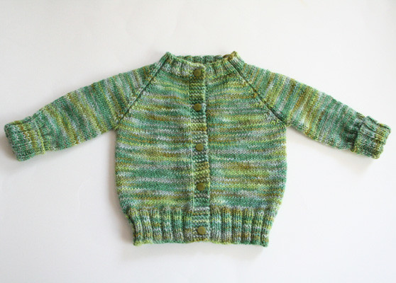 Ravelry Top Down Raglan Baby Sweater Pattern By Carole Barenys