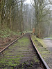 The tracks (cowgirl_dk) Tags: denmark olympus danmark jutland jylland railwaytracks lemvig e510 jernbanespor 20080402 lidenlund cowgirldk