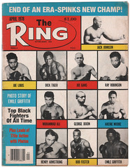 The Ring April 1978 (Todd Wilson) Tags: boxing magazines thering