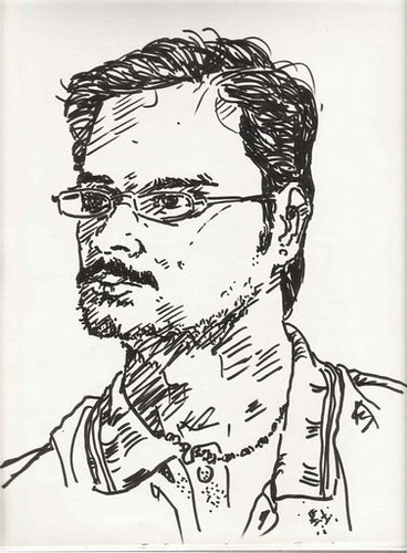 Portraits by Dhanan Sekhar