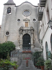 Cefalu church front (Brr1940) Tags: sicily cefalu