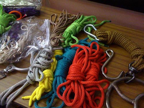 Artemis rope