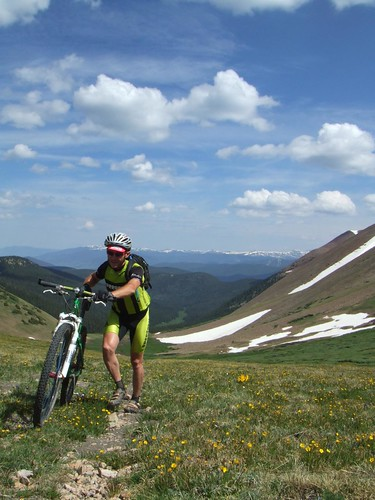 French Pass - Georgia Pass - CO Trail