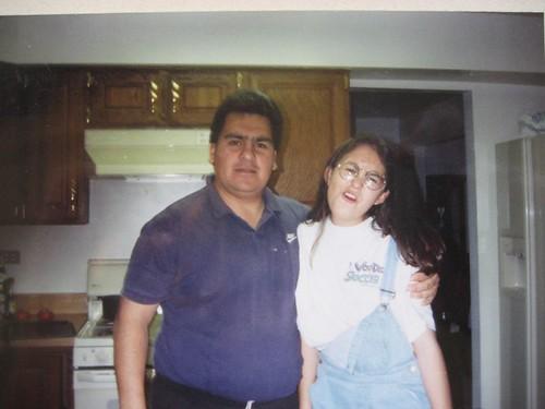 Me n dad 1995