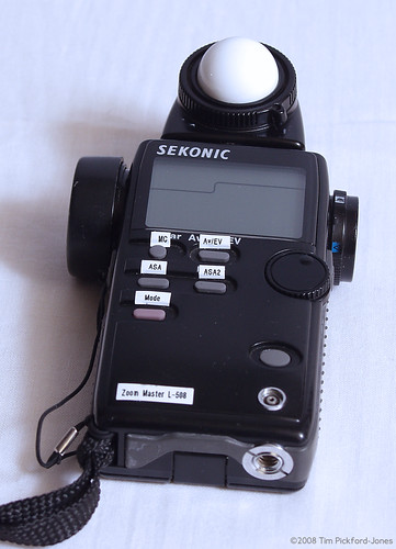 Camera - Sekonic Zoom Master L-508
