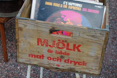 Milk box