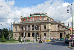 the rudolfinum prague
