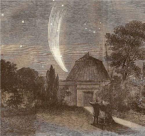 donati's comet