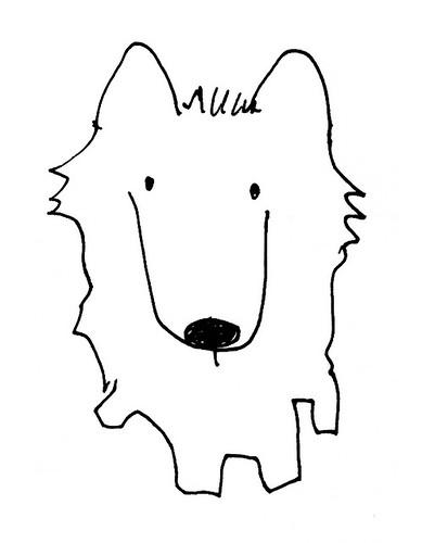 オオカミ犬