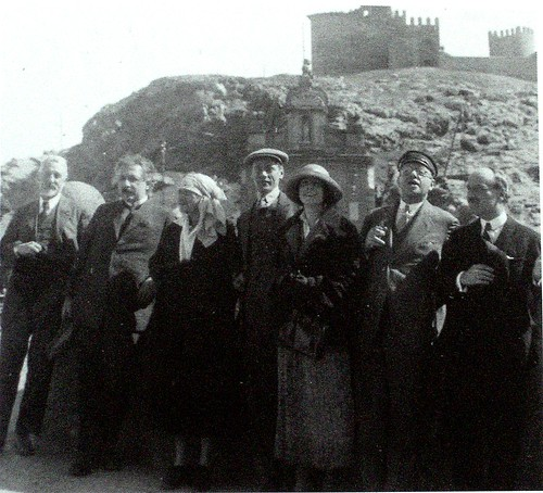 TOLEDO OLVIDADO: Albert Einstein en Toledo (Ampliación)