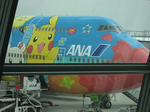 Pokemon-themed Ana 747