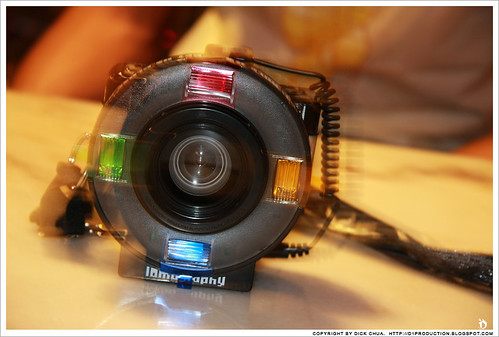 Color Ring Flash
