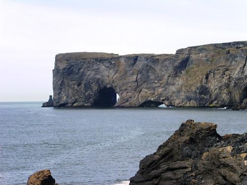 Naturschutzgebiet Dyrholaey(2)