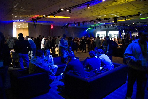 Google IO after party