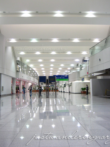 NAIA Terminal 3 Manila 05