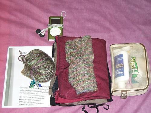 capsule knitting