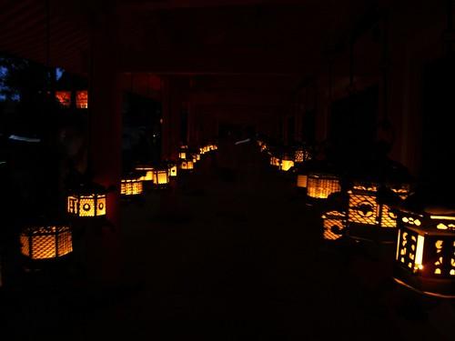 春日大社「中元万燈籠」-07