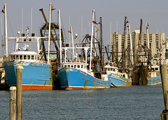 Atlantic City Fishing Fleet (Cherry Bomb Photography) Tags: boat newjersey fishing atlanticcity fleet