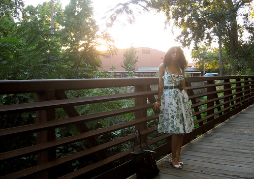 ivy dress bridge