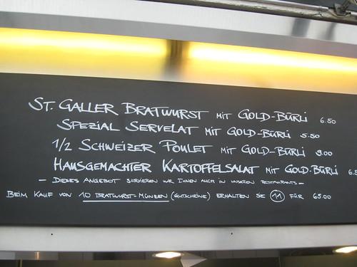 Vorderer Sternen Grill, Zürich, Switzerland