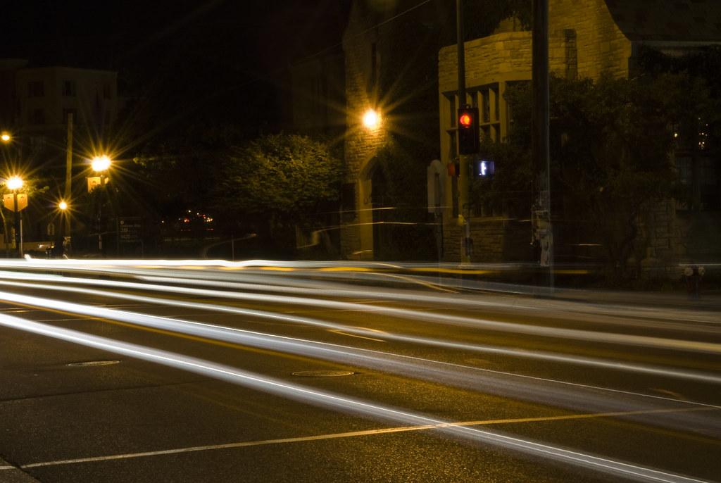 University Ave.