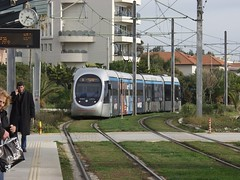 Athens tram (Tilemahos Efthimiadis) Tags: hellas tram athens greece 100views 300views 200views 50views glyfada     address:city=athens address:country=greece