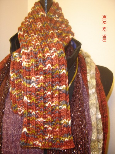 49ers Moss Ribbed Scarf