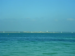 Isle of Wight - Freshwater (Rens Kokke) Tags: isleofwight freshwater hurstcastle gpsroute totlandbay isleoffreshwater