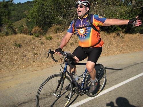 Michael on Redwood Rd.