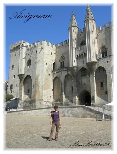 Avignone da te.