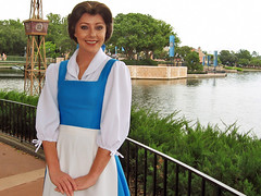Belle (meeko_) Tags: belle beauty princess beautyandthebeast characters disneycharacters france worldshowcase epcot walt disney world waltdisneyworld florida themepark disneyphotochallenge