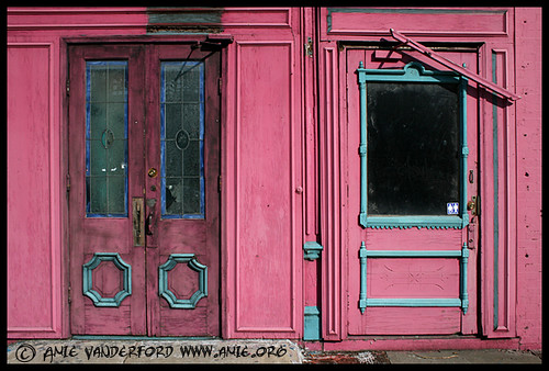 Pink Doors 09-12-08 by Amie V.