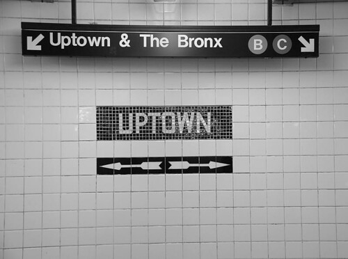Uptown and the Bronx