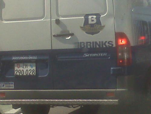 Brinks - September 2008