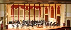 Heinz Hall stage sans musicians