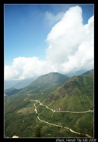 Gân của núi :D by nhangun.