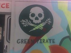 Green Pirate
