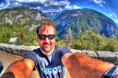 Me at Yosemite Portal