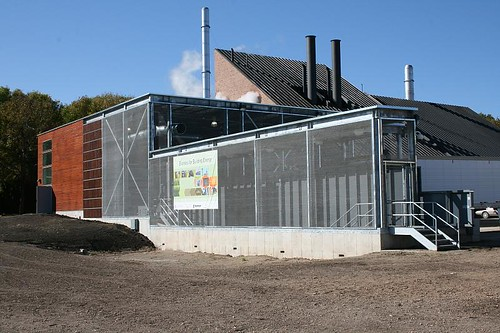 The UMM Biomass Gasification Facility
