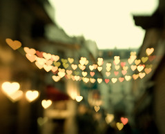 Paris photo - Looking for Love (IrenaS) Tags: paris love hearts photography lights bokeh photograph fineartphotography parisphoto wwwirenesuchockicom onewordfebruary