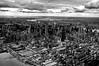 Dark City II (nosha) Tags: nyc newyorkcity ny newyork beauty nikon apocalypse aerial september helicopter empire empirestatebuilding empirestate pm 2008 heli nosha