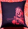 Almohadón Chewie (Lady Krizia) Tags: starwars cine pillow chewie vinilo chewbacca wilwarin estampado almohadon termoestampado