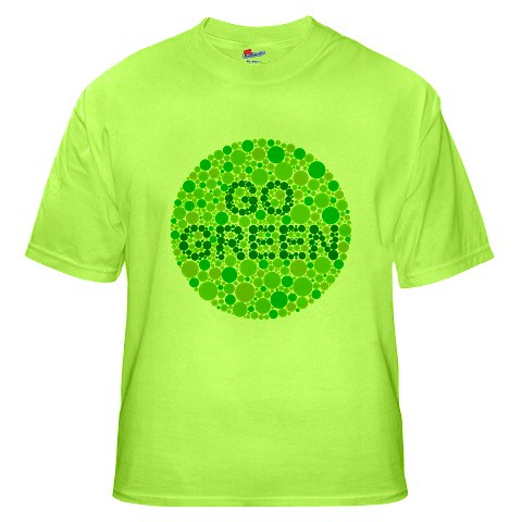 Go Green Dots by Detour Designables.