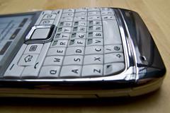 E71 Keypad