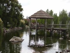 El Lago (Martha Miguez - Marthy) Tags: lago muelle rboles